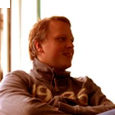 Ste van Holm. Partner and musician at MusicVenture